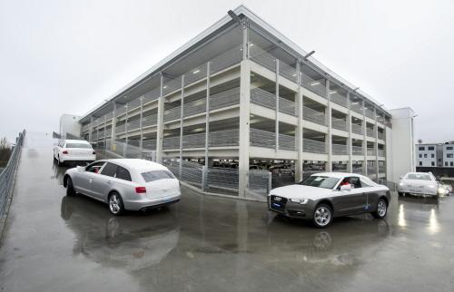 Audi Neckarsulm am 20.1.2014