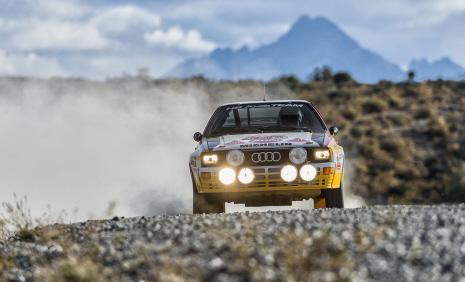 Mit Audi Tradition Geschichte neu erleben