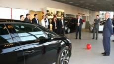 W krakowskim, świeżo otwartym salonie Golemo uroczyście wydano tysięczny samochód sprzedany w […]