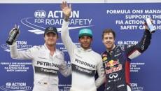 Kierowcy zespołu Mercedesa: Lewis Hamilton i Nico Rosberg zajęli dwa najwyższe miejsca […]