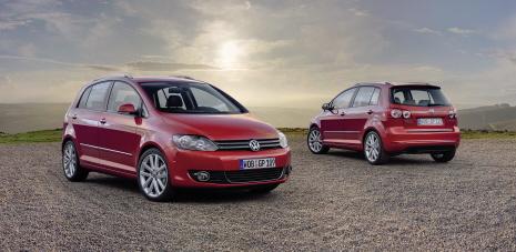 Der neue Volkswagen Golf Plus