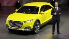 Audi TT offroad concept łączy sportowy charakter coupé ze stylem i właściwościami […]