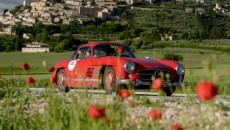 Na starcie rajdu Mille Miglia z Brescii do Rzymu i z powrotem […]
