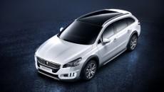 Peugeot zaprezentował w Londynie odmienioną wersję swojego flagowego modelu z segmentu D. […]