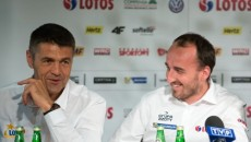 Robert Kubica i Krzysztof Hołowczyc spotkali się w Warszawie z dziennikarzami podczas […]