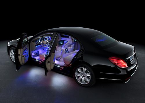 Mercedes Benz S Klasse Guard
