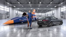 Jaguar ujawnił kolejne szczegóły nowej współpracy nad projektem Bloodhound World Land Speed […]
