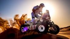 Podczas jubileuszowej, 25. edycji Abu Dhabi Desert Challenge, w kategorii quadów, jak […]