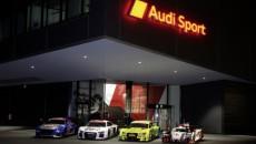 """Swego rodzaju """"rozgrzewką"""" w Specjalistycznym Centrum Sportów Motorowych w Neuburgu, Audi Sport […]"""