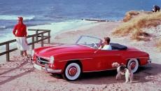 60 lat temu, w marcu 1955 roku, zadebiutował Mercedes-Benz 190 SL (W […]