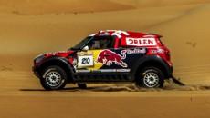 Rafał Sonik awansował po czwartym etapie rajdu Abu Dhabi Desert Challenge na […]