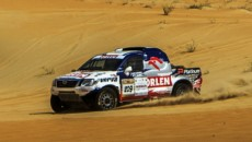 Ostatni etap Abu Dhabi Desert Challenge, drugiej rundy Pucharu Świata FIA i […]