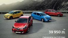 Kwiecień i maj w salonach Renault upłyną pod znakiem Clio. Akcja pod […]