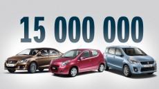 Już 15 milionów samochodów Suzuki zjechało z linii produkcyjnych indyjskiej fabryki Maruti […]