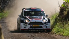 Craig Breen i Scott Martin (Peugeot 208 T16) wygrali Rajd Azorów, umacniając […]