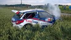 Trzy polskie załogi stanęły na starcie Rajdu Ypres, rundy Mistrzostw Europy ERC […]