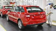 Škoda wyprodukowała pięćset tysięczny egzemplarz Rapida. Wersja Spaceback w kolorze czerwonym, zjechała […]