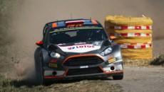 Robert Kubica i Maciej Szczepaniak w Fordzie Fiesta RS WRC zajmują dalekie […]