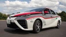 Toyota Mirai zadebiutuje dzisiaj w Rajdzie Niemiec, pełniąc rolę samochodu otwierającego, tzw. […]