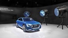 Na tegorocznej wystawie wzornictwa Design Miami, eksponując model e-tron quattro concept, Audi […]