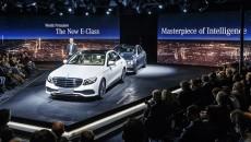 Dziesiąta generacja biznesowej limuzyny Mercedesa – Klasy E łączy emocjonujący design karoserii […]