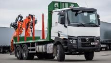 22 pojazdów Renault Trucks zostało dostarczonych do firmy Romsilva, która zarządza Lasami […]
