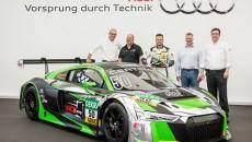 Już pięćdziesiąty egzemplarz Audi R8 LMS trafił do wyścigowego teamu jeżdżącego samochodami […]