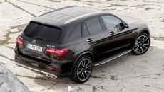 W gamie Mercedesa GLC, średniej wielkości SUV-a, debiutuje dynamiczny wariant – Mercedes-AMG […]
