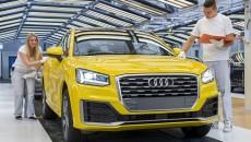 W głównej fabryce Audi AG w Ingolstadt, rozpoczęto produkcję nowego samochodu. Z […]