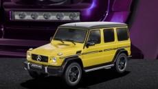 W ramach opcjonalnego pakietu kolorów Mercedes- AMG G 63 jest oferowany w […]