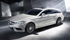 Mercedes-Benz uzupełnia ofertę modeli CLS Coupé oraz CLS Shooting Brake o specjalną […]