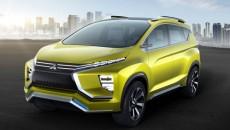 Mitsubishi Motors Corporation (MMC) przedstawia koncept małego crossovera MPV o nazwie XM […]