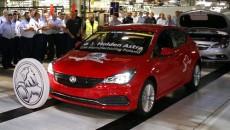 Zakład General Motors Manufacturing Poland (GMMP) rozpoczął produkcję Holdena Astry na rynki […]