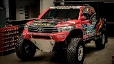 Na pół roku przed Rajdem Dakar 2017 Toyota przedstawiła skonstruowaną przez Toyota […]