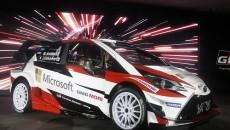 Toyota GAZOO Racing zaprezentowała nowego Yarisa WRC oraz pełny skład zespołu, który […]