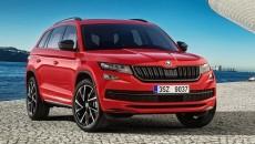 Škoda Kodiaq Sportline to kolejne wcielenie nowego SUV-a, którego premiera przewidziana jest […]