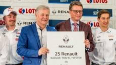 Renault Polska zostało Partnerem Oficjalnym Polskiego Związku Narciarskiego. W ramach współpracy Renault […]
