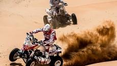 Drugi, najdłuższy etap tegorocznej edycji Abu Dhabi Desert Challenge dał w kość […]