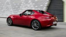 """Nowa Mazda MX-5 RF zdobyła nagrodę """"Red Dot: Best of the Best"""" […]"""