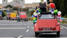 Światowy Zlot 2CV, który odbył się po raz dwudziesty drugi zgromadził miłośników […]