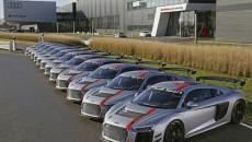 Audi Sport customer racing pozyskało pierwszych klientów na model Audi R8 LMS […]