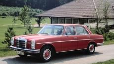 50 lat temu, w styczniu 1968 roku, Mercedes- Benz zaprezentował w Sindelfingen […]