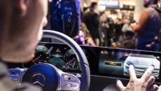 Główną atrakcją stoiska Mercedes-Benz podczas zakończonych targów elektroniki użytkowej CES w Las […]