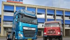 DAF Trucks zaprezentował limitowaną, rocznicową edycję nowego XF. Jubileuszowa ciężarówka ma upamiętniać […]