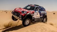 Trwa rywalizacja w rajdzie Abu Dhabi Desert Challenge. Po prologu i pierwszym […]