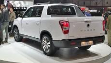Najnowszy samochód SsangYonga, sportowo- użytkowy pickup Musso został pokazany podczas zakończonego właśnie […]