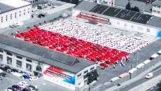 Ponad 440 białych i czerwonych samochodów należących do koncernu Volkswagen czyli SEAT, […]