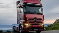 Podczas premierowego wieczoru marka Mercedes- Benz zaprezentowała dziennikarzom nowy flagowy model Mercedes- […]