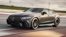 Nowy Mercedes- AMG GT 4-drzwiowe Coupé łączy technikę samochodów sportowych z użytecznością […]