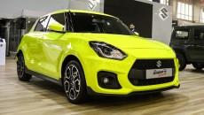Podczas targów motoryzacyjnych Poznań Motor Show, Suzuki zaprezentowało gamę produktową, w skład […]